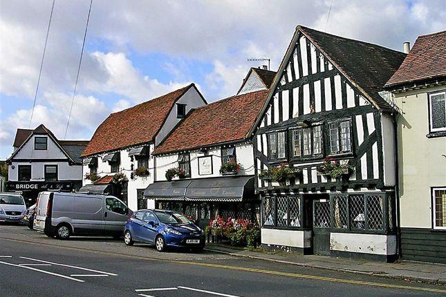 Thumbnail Restaurant/cafe to let in Market Place, Abridge, Essex