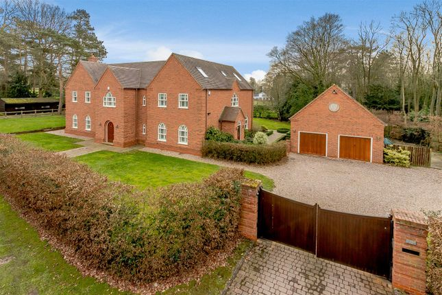 Detached house for sale in Ullenhall, Henley-In-Arden