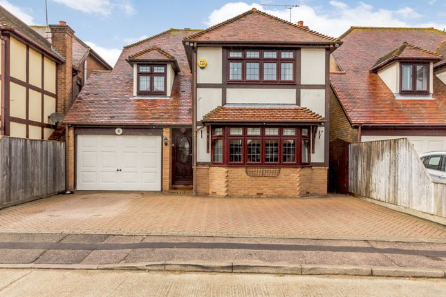 Thumbnail Detached house for sale in Thorp Leas, Canvey Island, Essex