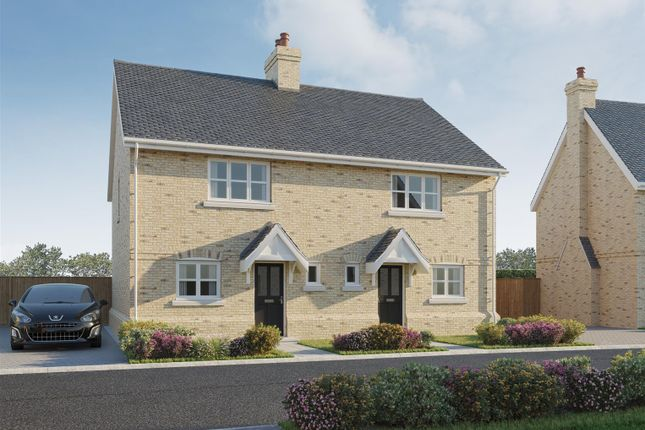 Thumbnail Semi-detached house for sale in The Lily, Plot 21, Latchingdon Park, Latchingdon