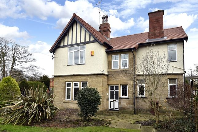Thumbnail Detached house for sale in Castle Road, Sandal, Wakefield