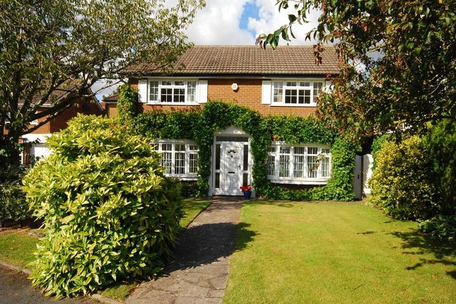 Thumbnail Detached house for sale in Netherton Drive, Frodsham