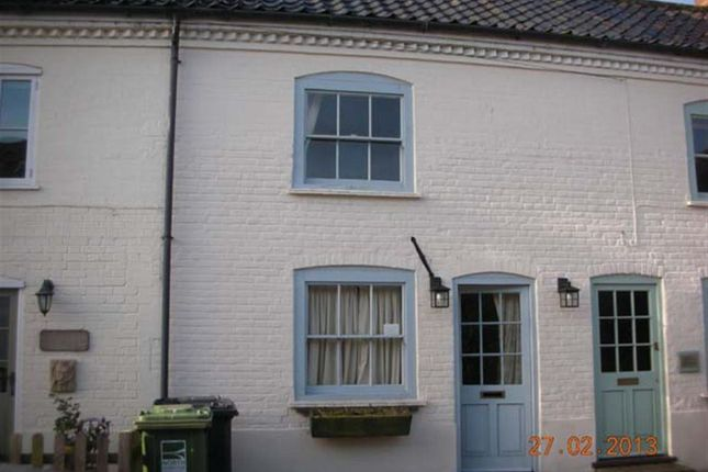 Thumbnail Cottage to rent in The Street, Corpusty, Norwich