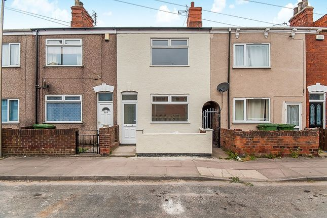 Thumbnail Terraced house for sale in Willingham Street, Grimsby