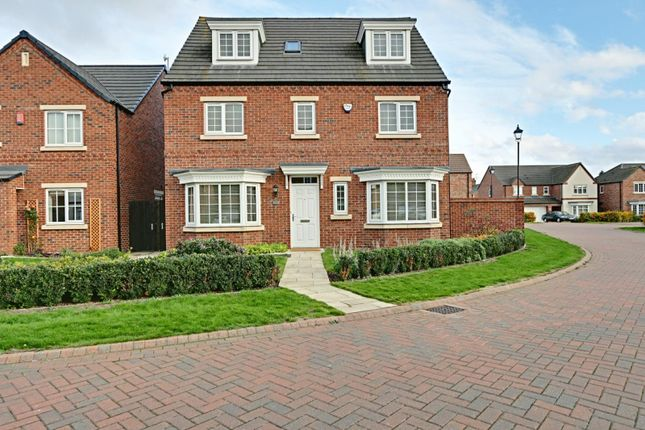 Thumbnail Detached house for sale in Scholars Drive, Hull, East Riding Of Yorkshire