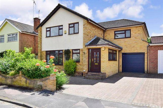 Thumbnail Detached house for sale in Cedar Crescent, Tonbridge, Kent