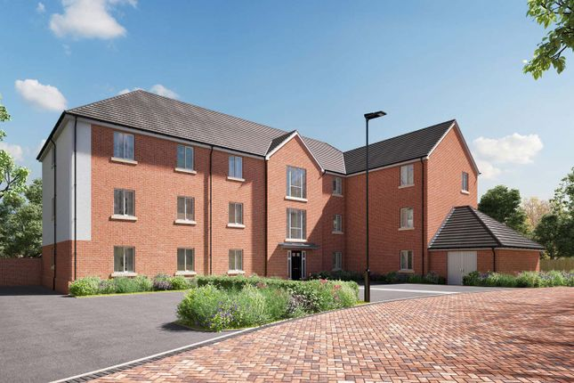 "Flat for sale in ""Arbor Court Apartments - First Floor 2 Bed"" at Hyde End Road, Shinfield, Reading"