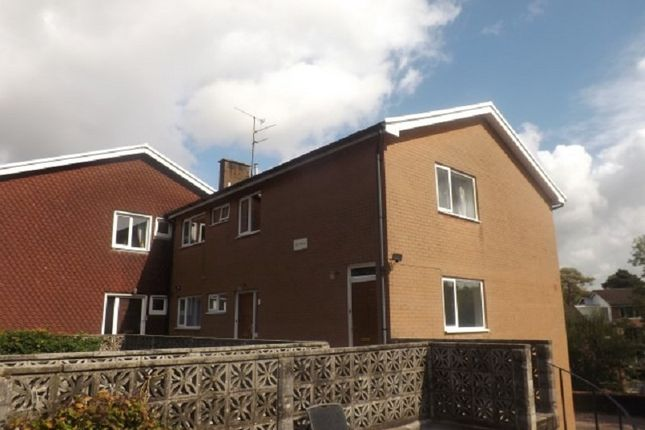 Thumbnail Flat to rent in The Mews, Stow Park Circle, Newport.