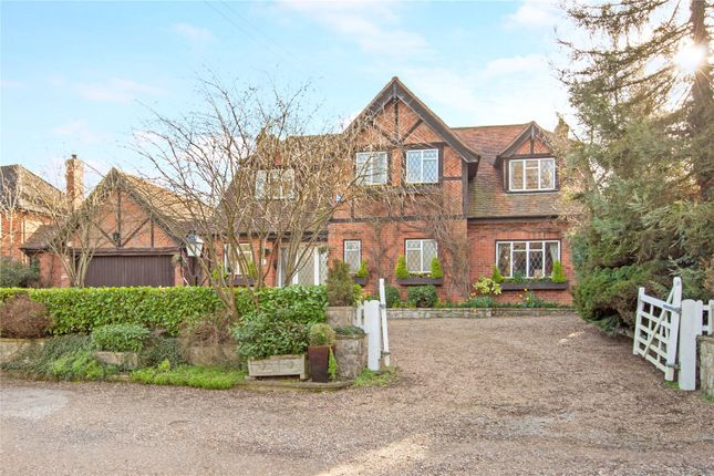 Thumbnail Detached house for sale in Canon Hill Close, Bray, Maidenhead, Berkshire