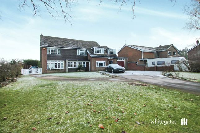 Thumbnail Detached house for sale in The Avenue, Burton-Upon-Stather, Scunthorpe, Lincolnshire