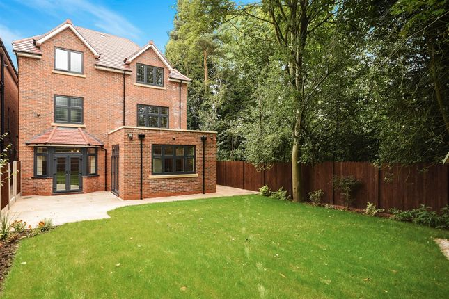 Thumbnail Detached house for sale in Station Approach, Sutton Trinity, Sutton Coldfield