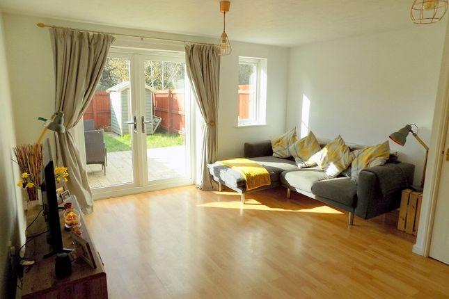 Lounge of Llys Iris, Neath, Neath Port Talbot. SA10