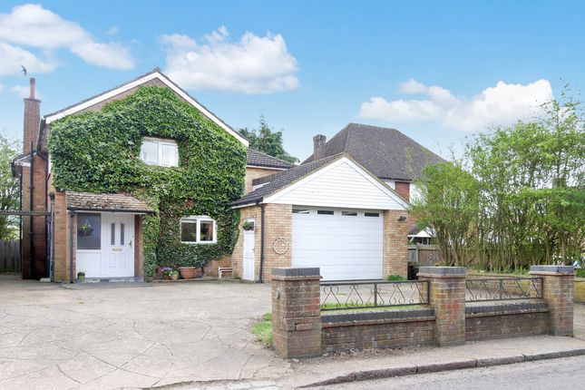 Thumbnail Detached house for sale in Meads Courtyard, High Street, Walkern, Stevenage