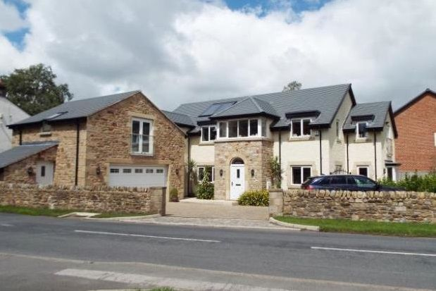Thumbnail Detached house to rent in Parkside House, Whittingham Lane, Grimsargh