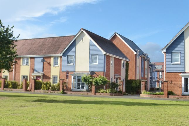 Thumbnail Semi-detached house for sale in St Simon Close, Costessey, Norwich