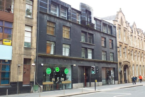 Thumbnail Flat to rent in Ingram Street, Merchant City