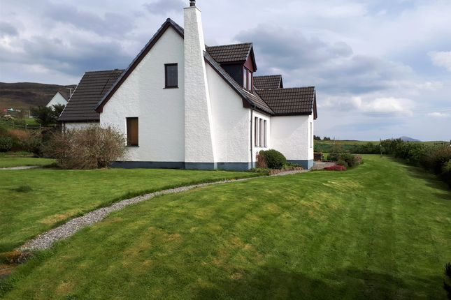 Thumbnail Detached house for sale in Borve, By Portree