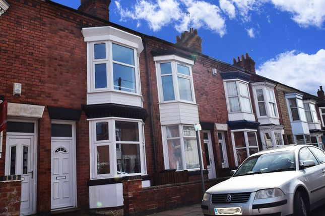 Thumbnail Shared accommodation to rent in Wilberforce Road, Leicester