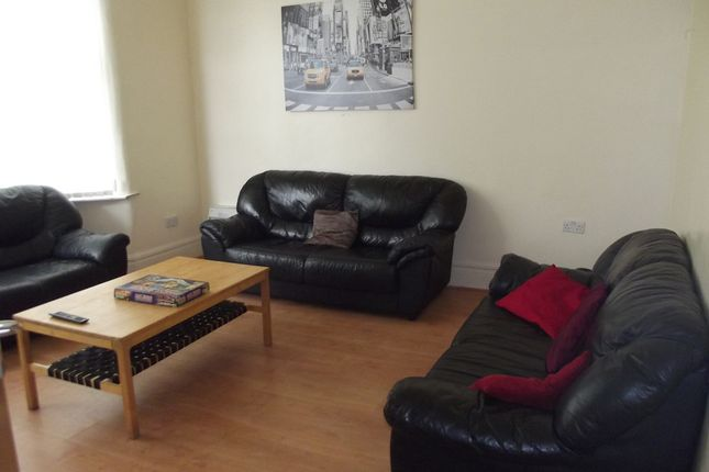 Thumbnail Terraced house to rent in Longford Place, Victoria Park, Bills Included, Manchester