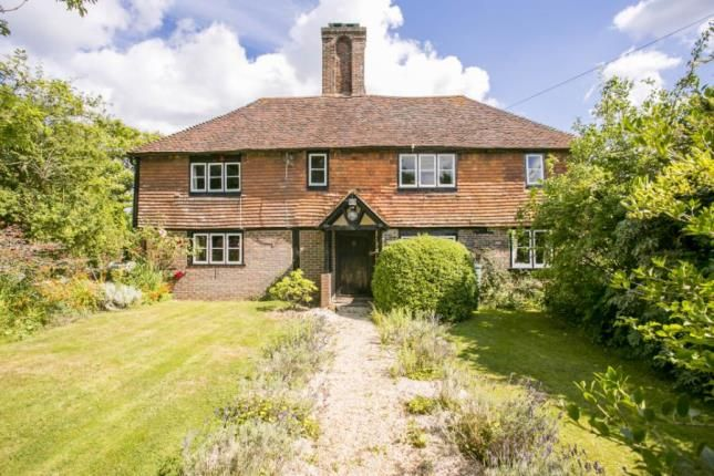 Thumbnail Equestrian property for sale in Vines Cross, Heathfield, East Sussex