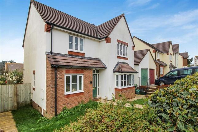 Thumbnail Detached house for sale in Lane Field Road, Bideford