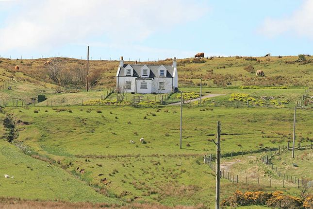 Thumbnail Detached house for sale in Feorlig, Dunvegan