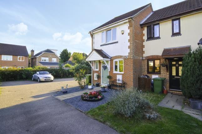 Thumbnail End terrace house for sale in Laindon, Basildon