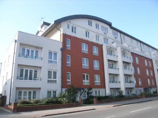 External of Park Lane, Croydon CR0