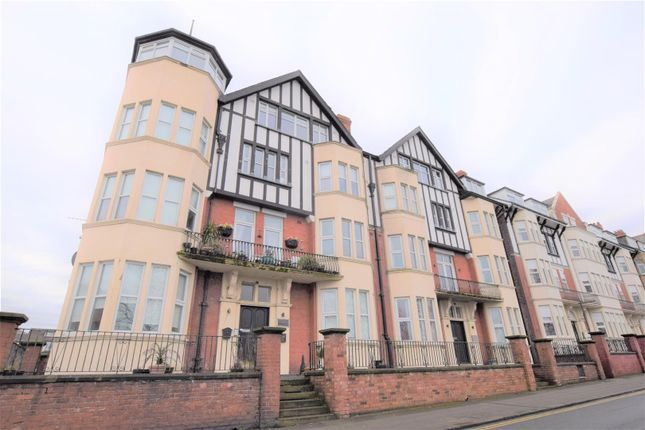 Thumbnail Flat to rent in Wellington Road, New Brighton, Wallasey