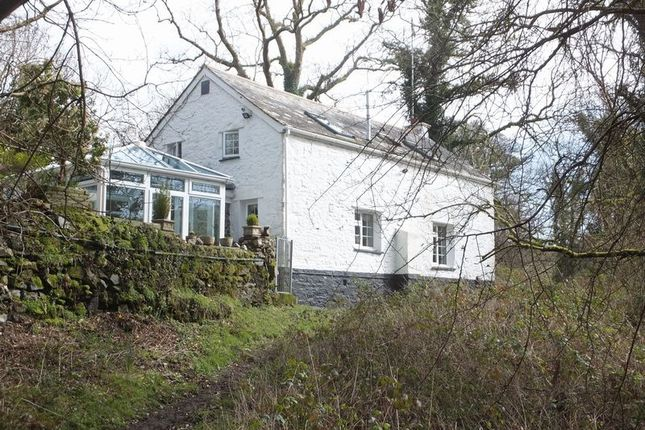 Thumbnail Detached house for sale in Peter Tavy, Tavistock