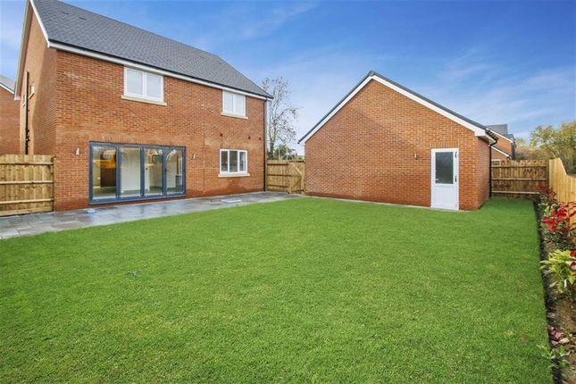 Thumbnail Detached house for sale in Yardley Road, Olney, Olney, Buckinghamshire