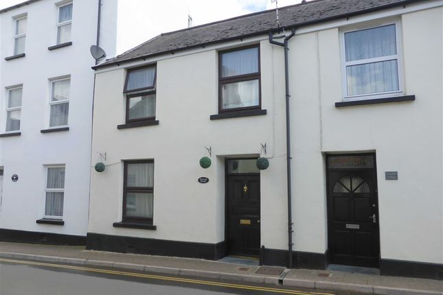 Thumbnail Terraced house for sale in Castle Street, Combe Martin, Ilfracombe