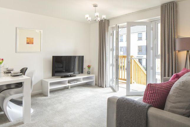 "Thumbnail Property for sale in ""Concorde"" at Square Leaze, Patchway, Bristol"