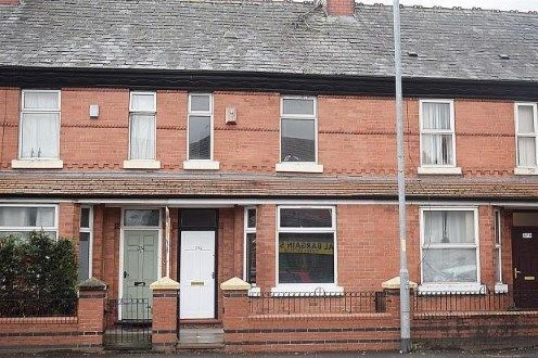 Thumbnail Terraced house for sale in Claremont Road, Manchester, Greater Manchester, Uk