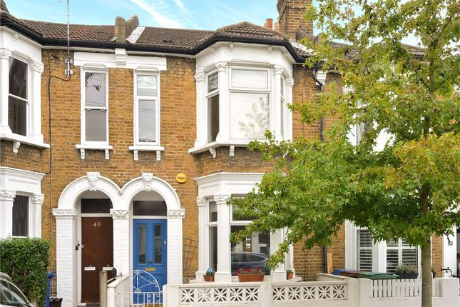 Thumbnail Terraced house for sale in Landcroft Road, East Dulwich, London