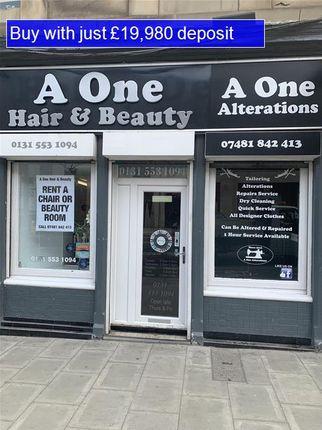 Retail premises for sale in Albert Place, Edinburgh