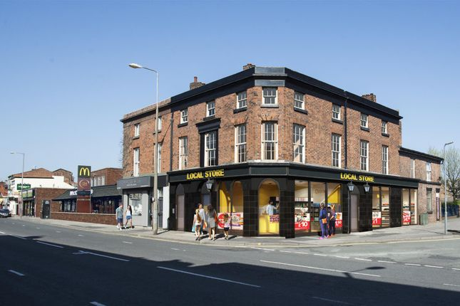 Thumbnail Studio to rent in Walton Road, Kirkdale, Liverpool
