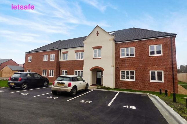 2 bed flat to rent in Trevelyan Close, Earsdon View, Shiremoor. NE27