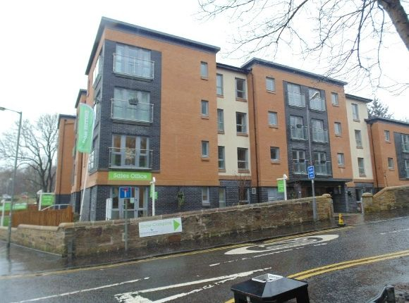 Thumbnail Flat to rent in Victoria Road, Paisley