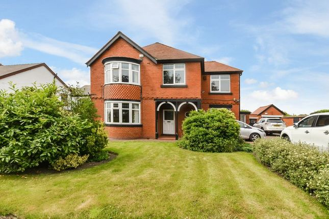 Thumbnail Detached house for sale in 37 Keresforth Hall Road, Barnsley
