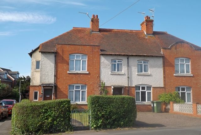 Thumbnail End terrace house for sale in Pershore Road, Evesham
