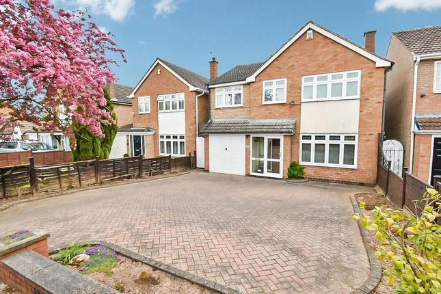 Thumbnail Detached house for sale in Broad Lane, Coventry