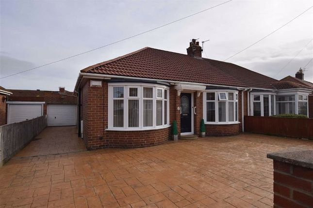 2 bed semi-detached bungalow to rent in Summerhill Road, South Shields NE34