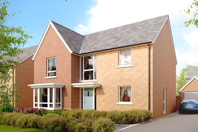Thumbnail Detached house for sale in Longhedge, Salisbury, Wiltshire
