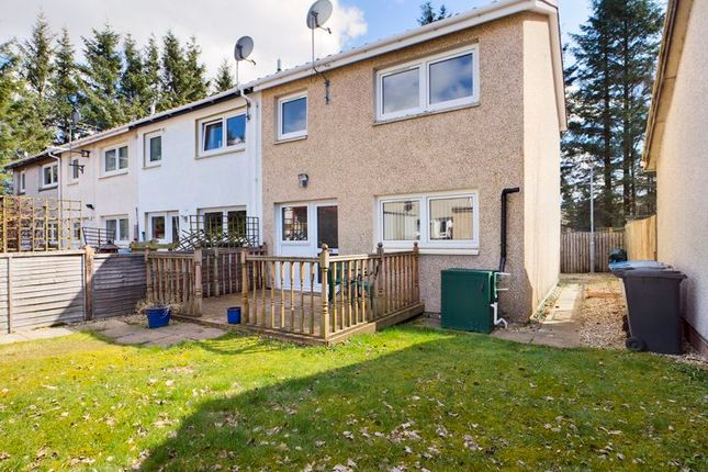 2 bed terraced house for sale in Lindsay Square, Crawford, Biggar ML12