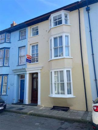 Thumbnail Terraced house for sale in New Street, Aberystwyth, Ceredigion