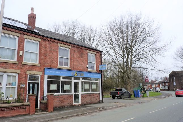 Thumbnail Retail premises to let in Plank Lane, Leigh