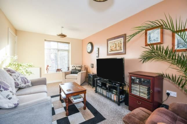 Living Room of Highfield Avenue, Langwith Junction, Mansfield, Derbyshire NG20