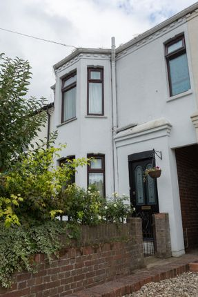 Thumbnail End terrace house for sale in Magdalen Road, Norwich
