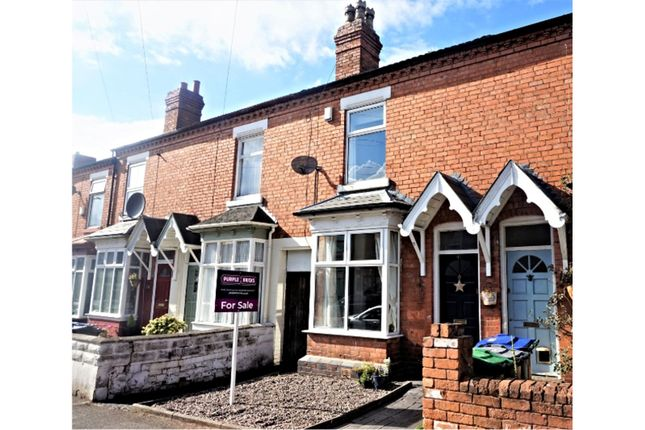 Thumbnail Terraced house for sale in Clifford Road, Smethwick